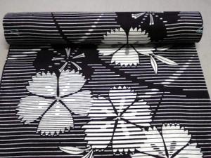 徳島,浴衣,ゆかた,徳島市の呉服店「きもの・ふくや」そごう徳島店から南東へ徒歩5分。紺白なでしこ浴衣・販売店