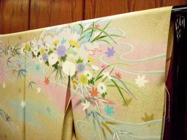 きもの 婦久や~徳島・鳴門・小松島・阿南~お嫁入り/結婚式のきもの・訪問着・袋帯ございます。