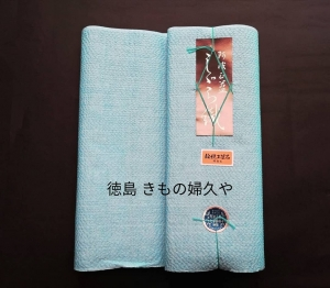 徳島のしじら織洗濯・しじら織季節