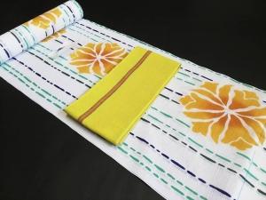 竺仙 2019 浴衣 帯
