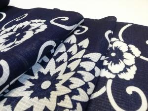 徳島市の藍染 着物 浴衣 販売 呉服店